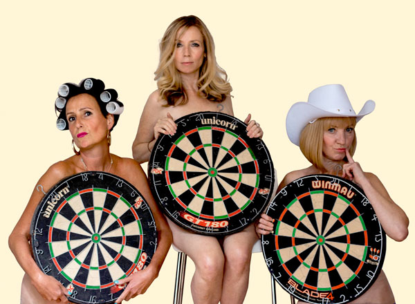 Darts Wives 2019